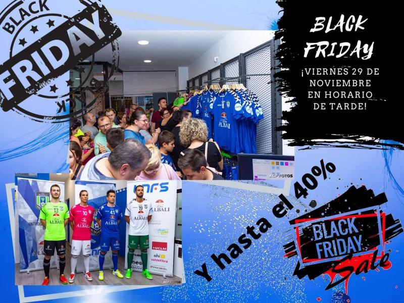 LLEGA EL BLACK FRIDAY AL VIÑA ALBALI VALDEPEÑAS
