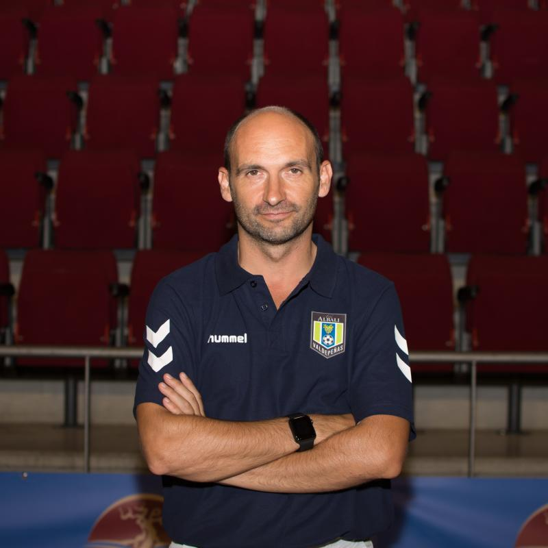 Roberto Alarcón Delgado