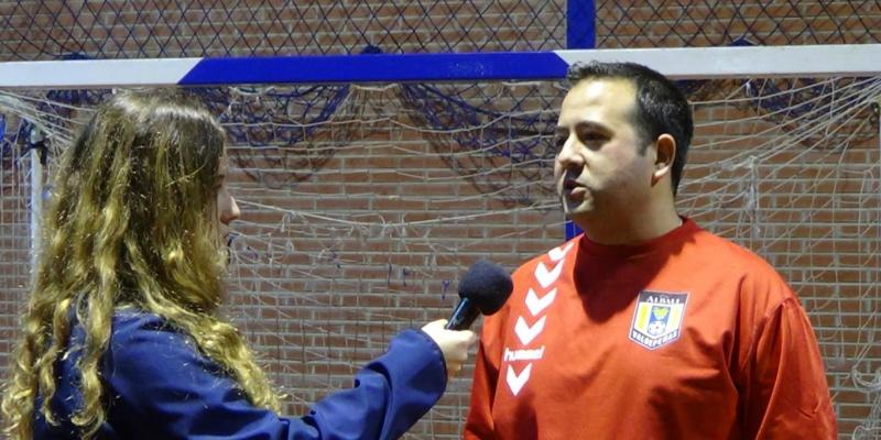 FSVlive | Juanfran González, entrenador Viña Albali Valdepeñas Femenino